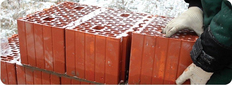Теплая кладочная смесь для керамических блоков своими руками 88